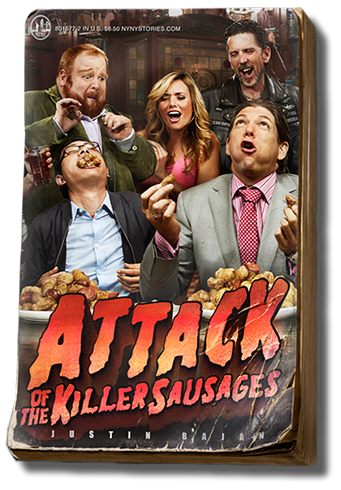 Attack Of The Killer Sausage